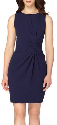 Women's Tahari Ruched Sheath Dress $118 thestylecure.com