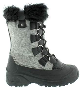 Cold Front Women's Snow Lodge Winter Boot