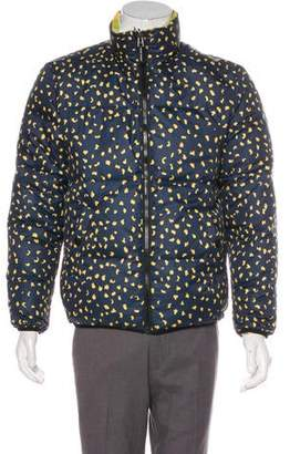 Opening Ceremony x Esprit Printed Reversible Puffer Jacket w/ Tags