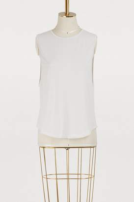 Goop Long sports tank top