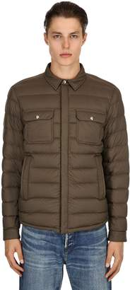 Moncler Caph Nylon Down Jacket