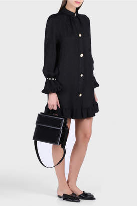 Mother of Pearl Esme Buttoned Dress