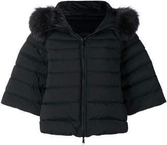 Tatras fur collar oversized padded jacket