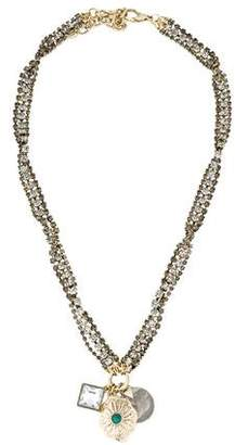 Lulu Frost Charm Pendant Necklace $95 thestylecure.com