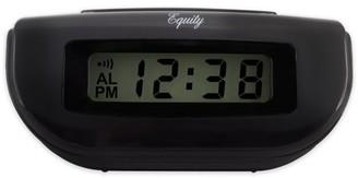 Equity by La Crosse 31003 Small Digital Alarm Clock