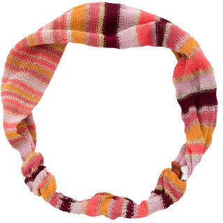 MissoniMissoni Striped Patterned Headband