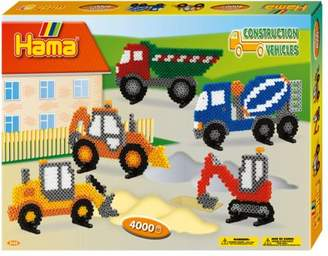 Hama beads Dkl Marketing Ltd Construction Vehicles