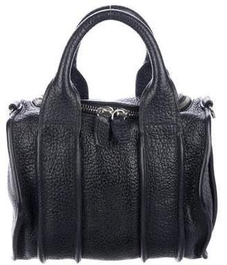 Alexander Wang Rockie Leather Satchel