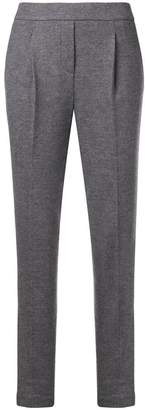 Fabiana Filippi tapered leg knitted trousers