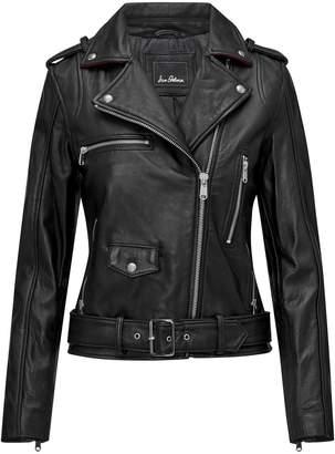 Sam Edelman Leather Moto Jacket