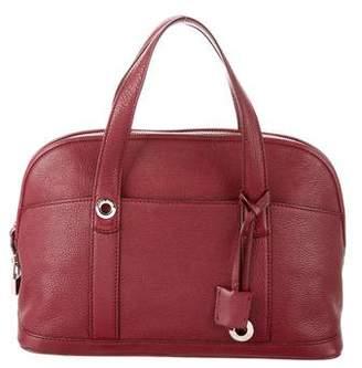 Loro Piana Leather Dome Bag