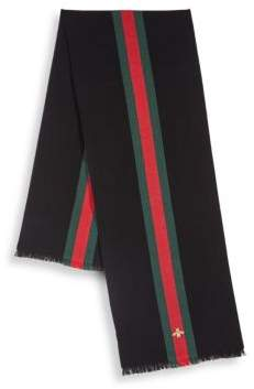 Gucci Strong Bee Scarf