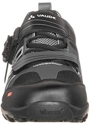 Vaude Taron Low AM, Unisex Adults' Mountain Biking Shoes, Black - Black, (47 EU)