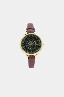 Ardene Thin Strap Watch
