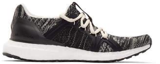 adidas by Stella McCartney Black UltraBOOST Parley Slip-On Sneakers