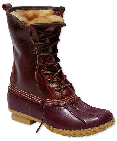 Signature L.L.Bean Boots, 10