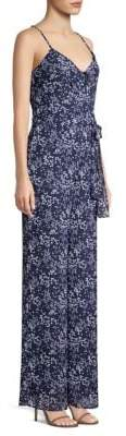MICHAEL Michael Kors Scattered Blooms Jumpsuit