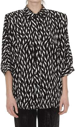 Givenchy Batwing Sleeve Blouse