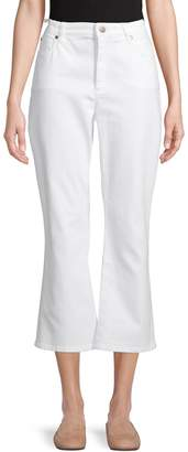 Eileen Fisher Classic Cropped Jeans