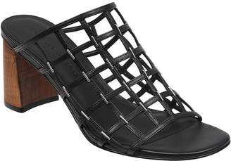 Sigerson Morrison Daina Leather Sandal