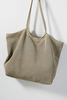 Monserat De Lucca Rico Perforated Tote Bag