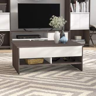 Frederick Latitude Run Storage Coffee Table with Lift Top