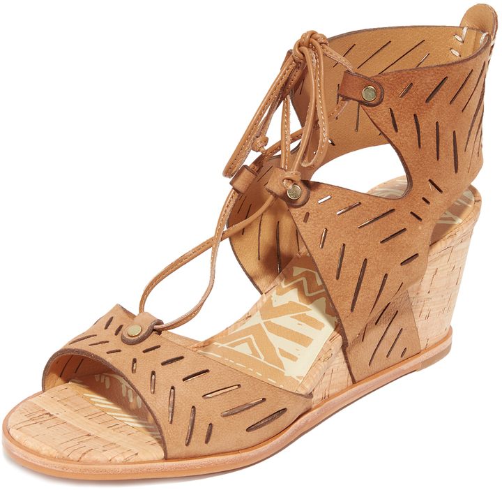 Dolce Vita Langly Wedges 4