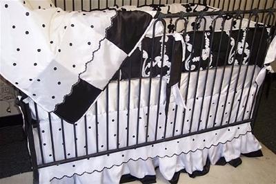 Black Tie Bedding