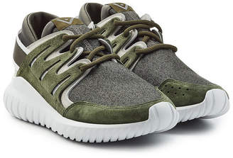White Mountaineering Sneakers with Suede