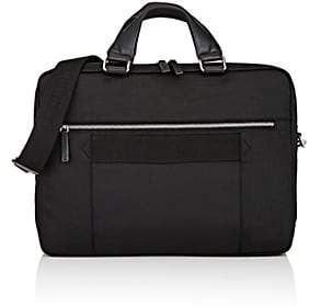 Barneys New York MEN'S COMBO BRIEFCASE-BLACK