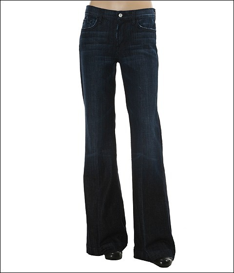 7 For All Mankind - Ginger (Los Angeles Dark)