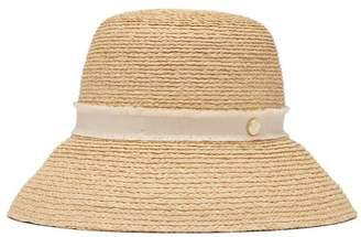 Heidi Klein Cape Elizabeth Straw Hat - Womens - Beige