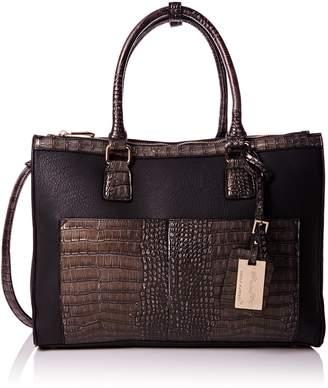 Ash SwankySwans Drew Snakeskin PU Leather Womens Cosmo Work Shoulder Bag