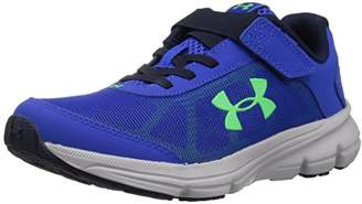 Under Armour Girls' Pre School Rave 2 Adjustable Closure Sneaker