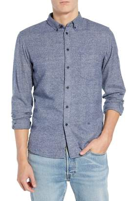 Levi's LEVIS MADE AND CRAFTED Made & Crafted Standard Regular Fit Twill Shirt