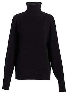 The Row Women's Pheliana Cashmere Turtleneck Sweater