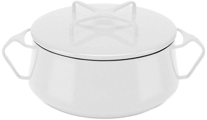 Dansk Cookware, 2 Qt Kobenstyle White Casserole