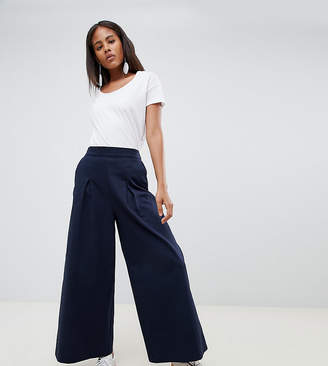 Asos Tall basketball pants with pleat detail