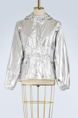 Moncler Jais metallic jacket
