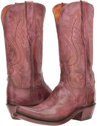 Lucchese Wynonna Cowboy Boots