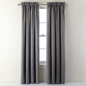 Royal Velvet Carissa Rod-Pocket Curtain Panel
