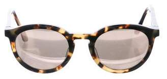 Thierry Lasry 2018 Flaky Sunglasses