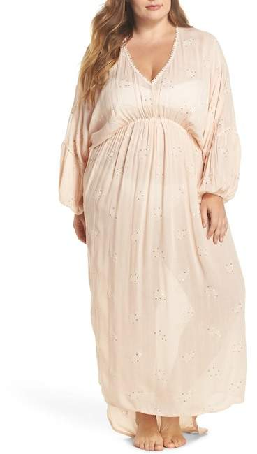 Muche et Muchette Mercer Cover-Up Dress (Plus Size)