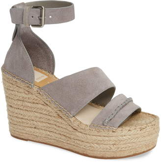Dolce Vita Simi Platform Wedge Espadrille Sandal