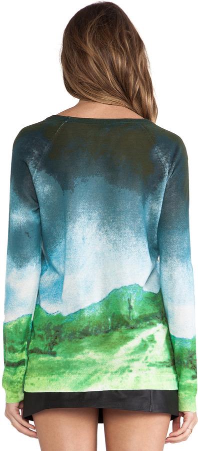 Tibi Saguaro Sweater