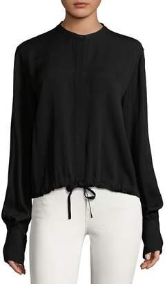 Helmut Lang Women's Drawstring Shirt