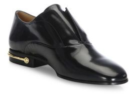 Tory Burch Ryder Patent Leather Loafers $295 thestylecure.com
