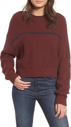 RVCA Jammer Seed Stitch Sweater