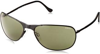 Randolph Raptor RPT2434-PC Polarized Oval Sunglasses