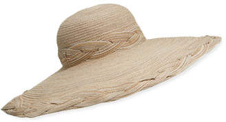 Kokin Braided Floppy Hat
